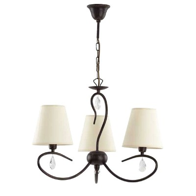 Alfa BALI PREMIUM 14593 потолочный светильникПодвесные<br><br><br>Установка на натяжной потолок: Да<br>S освещ. до, м2: 6<br>Крепление: Потолочное<br>Тип цоколя: E14<br>Цвет арматуры: Венге, Патина<br>Количество ламп: 3<br>Диаметр, мм мм: 500<br>Размеры: размер коробки 450x450x330см.<br>Высота, мм: 700<br>MAX мощность ламп, Вт: 40