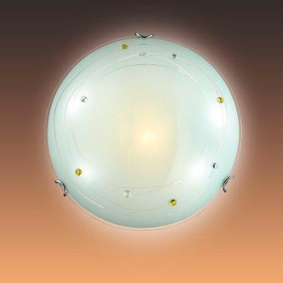 Светильник Сонекс 145Круглые<br>Настенно-потолочные светильники – это универсальные осветительные варианты, которые подходят для вертикального и горизонтального монтажа. В интернет-магазине «Светодом» Вы можете приобрести подобные модели по выгодной стоимости. В нашем каталоге представлены как бюджетные варианты, так и эксклюзивные изделия от производителей, которые уже давно заслужили доверие дизайнеров и простых покупателей.  Настенно-потолочный светильник Сонекс 145 станет прекрасным дополнением к основному освещению. Благодаря качественному исполнению и применению современных технологий при производстве эта модель будет радовать Вас своим привлекательным внешним видом долгое время. Приобрести настенно-потолочный светильник Сонекс 145 можно, находясь в любой точке России.<br><br>S освещ. до, м2: 6<br>Тип лампы: накаливания / энергосбережения / LED-светодиодная<br>Тип цоколя: E27<br>Количество ламп: 1<br>MAX мощность ламп, Вт: 100<br>Диаметр, мм мм: 300<br>Цвет арматуры: серебристый