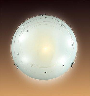 Светильник Сонекс 146Круглые<br>Настенно-потолочные светильники – это универсальные осветительные варианты, которые подходят для вертикального и горизонтального монтажа. В интернет-магазине «Светодом» Вы можете приобрести подобные модели по выгодной стоимости. В нашем каталоге представлены как бюджетные варианты, так и эксклюзивные изделия от производителей, которые уже давно заслужили доверие дизайнеров и простых покупателей.  Настенно-потолочный светильник Сонекс 146 станет прекрасным дополнением к основному освещению. Благодаря качественному исполнению и применению современных технологий при производстве эта модель будет радовать Вас своим привлекательным внешним видом долгое время. Приобрести настенно-потолочный светильник Сонекс 146 можно, находясь в любой точке России.<br><br>S освещ. до, м2: 6<br>Тип лампы: накаливания / энергосбережения / LED-светодиодная<br>Тип цоколя: E27<br>Количество ламп: 1<br>MAX мощность ламп, Вт: 100<br>Диаметр, мм мм: 300<br>Цвет арматуры: серебристый