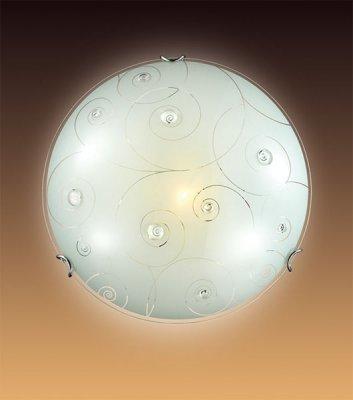 Светильник Сонекс 147Круглые<br>Настенно-потолочные светильники – это универсальные осветительные варианты, которые подходят для вертикального и горизонтального монтажа. В интернет-магазине «Светодом» Вы можете приобрести подобные модели по выгодной стоимости. В нашем каталоге представлены как бюджетные варианты, так и эксклюзивные изделия от производителей, которые уже давно заслужили доверие дизайнеров и простых покупателей.  Настенно-потолочный светильник Сонекс 147 станет прекрасным дополнением к основному освещению. Благодаря качественному исполнению и применению современных технологий при производстве эта модель будет радовать Вас своим привлекательным внешним видом долгое время. Приобрести настенно-потолочный светильник Сонекс 147 можно, находясь в любой точке России.<br><br>S освещ. до, м2: 6<br>Тип лампы: накаливания / энергосбережения / LED-светодиодная<br>Тип цоколя: E27<br>Количество ламп: 1<br>MAX мощность ламп, Вт: 100<br>Диаметр, мм мм: 300<br>Цвет арматуры: серебристый