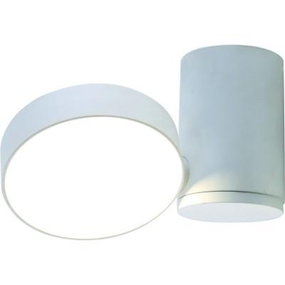 Светильник Divinare 1486/03 PL-1Одиночные<br>Светильники-споты – это оригинальные изделия с современным дизайном. Они позволяют не ограничивать свою фантазию при выборе освещения для интерьера. Такие модели обеспечивают достаточно качественный свет. Благодаря компактным размерам Вы можете использовать несколько спотов для одного помещения.  Интернет-магазин «Светодом» предлагает необычный светильник-спот Divinare 1486/03 PL-1 по привлекательной цене. Эта модель станет отличным дополнением к люстре, выполненной в том же стиле. Перед оформлением заказа изучите характеристики изделия.  Купить светильник-спот Divinare 1486/03 PL-1 в нашем онлайн-магазине Вы можете либо с помощью формы на сайте, либо по указанным выше телефонам. Обратите внимание, что у нас склады не только в Москве и Екатеринбурге, но и других городах России.<br><br>S освещ. до, м2: 4<br>Цветовая t, К: CW - холодный белый 4000 К<br>Тип цоколя: LED<br>Цвет арматуры: белый<br>Количество ламп: 1<br>Ширина, мм: 114<br>Диаметр, мм мм: 82<br>Высота, мм: 75<br>MAX мощность ламп, Вт: 9