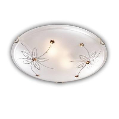 Сонекс FLORET 149/K настенно-потолочный светильникКруглые<br>Настенно-потолочные светильники – это универсальные осветительные варианты, которые подходят для вертикального и горизонтального монтажа. В интернет-магазине «Светодом» Вы можете приобрести подобные модели по выгодной стоимости. В нашем каталоге представлены как бюджетные варианты, так и эксклюзивные изделия от производителей, которые уже давно заслужили доверие дизайнеров и простых покупателей.  Настенно-потолочный светильник Сонекс 149/K станет прекрасным дополнением к основному освещению. Благодаря качественному исполнению и применению современных технологий при производстве эта модель будет радовать Вас своим привлекательным внешним видом долгое время. Приобрести настенно-потолочный светильник Сонекс 149/K можно, находясь в любой точке России.<br><br>S освещ. до, м2: 6<br>Тип лампы: Накаливания / энергосбережения / светодиодная<br>Тип цоколя: E27<br>Количество ламп: 2<br>MAX мощность ламп, Вт: 60<br>Диаметр, мм мм: 300<br>Высота, мм: 100