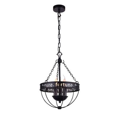 Люстра Favourite 1502-3PПодвесные<br><br><br>Установка на натяжной потолок: Да<br>S освещ. до, м2: 8<br>Крепление: Планка<br>Тип товара: Люстра подвесная<br>Тип лампы: накаливания / энергосбережения / LED-светодиодная<br>Тип цоколя: E14<br>Количество ламп: 3<br>MAX мощность ламп, Вт: 40<br>Диаметр, мм мм: 310<br>Размеры: D310*H430/1430<br>Высота, мм: 430 - 1430<br>Цвет арматуры: черный