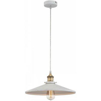 Светильник Globo 15061 KnudОдиночные<br><br><br>Тип товара: Светильник подвесной<br>Скидка, %: 21<br>Тип лампы: накаливания / энергосбережения / LED-светодиодная<br>Тип цоколя: E27<br>Количество ламп: 1<br>MAX мощность ламп, Вт: 60<br>Диаметр, мм мм: 360<br>Высота, мм: 1200<br>Цвет арматуры: бежевый
