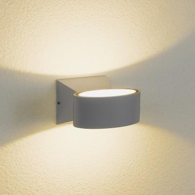 Светильник настенный 1549 TECHNO LED BLINC серыйсовременные бра модерн<br>Компания «Светодом» предлагает широкий ассортимент люстр от известных производителей. Представленные в нашем каталоге товары выполнены из современных материалов и обладают отличным качеством. Благодаря широкому ассортименту Вы сможете найти у нас люстру под любой интерьер. Мы предлагаем как классические варианты, так и современные модели, отличающиеся лаконичностью и простотой форм.