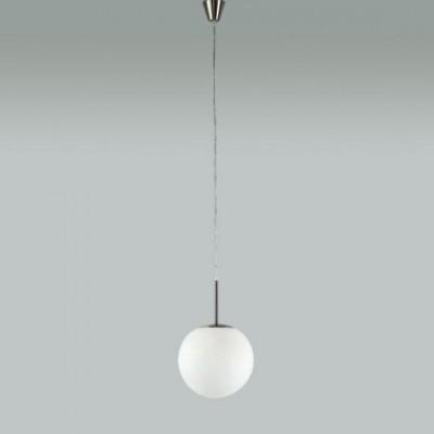 Светильник Globo 1581 BallaОдиночные<br><br><br>S освещ. до, м2: 4<br>Тип товара: Светильник подвесной<br>Скидка, %: 35<br>Тип лампы: накаливания / энергосбережения / LED-светодиодная<br>Тип цоколя: E27<br>Количество ламп: 1<br>Ширина, мм: 250<br>MAX мощность ламп, Вт: 60<br>Диаметр, мм мм: 250<br>Высота, мм: 1800<br>Цвет арматуры: серый
