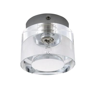 Lightstar Tubo 160104 Встраиваемый светильникХрустальные<br>Встраиваемые светильники – популярное осветительное оборудование, которое можно использовать в качестве основного источника или в дополнение к люстре. Они позволяют создать нужную атмосферу атмосферу и привнести в интерьер уют и комфорт. <br> Интернет-магазин «Светодом» предлагает стильный встраиваемый светильник Lightstar 160104. Данная модель достаточно универсальна, поэтому подойдет практически под любой интерьер. Перед покупкой не забудьте ознакомиться с техническими параметрами, чтобы узнать тип цоколя, площадь освещения и другие важные характеристики. <br> Приобрести встраиваемый светильник Lightstar 160104 в нашем онлайн-магазине Вы можете либо с помощью «Корзины», либо по контактным номерам. Мы развозим заказы по Москве, Екатеринбургу и остальным российским городам.<br><br>Тип лампы: галогенная/LED<br>Тип цоколя: 220В G9<br>Количество ламп: 1<br>MAX мощность ламп, Вт: 40W<br>Диаметр, мм мм: 90<br>Размеры основания, мм: 80<br>Размеры: Диаметр накладной части<br>Высота, мм: 80<br>Цвет арматуры: серебристый