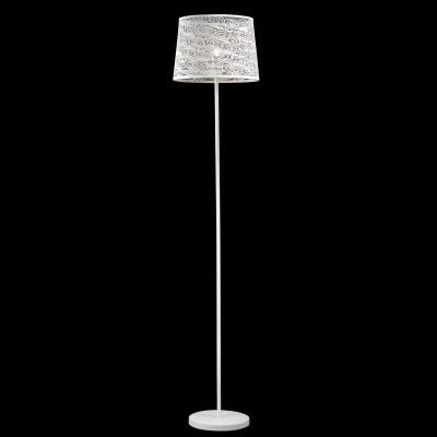 Торшер Favourite 1602-1F WendelМодерн<br><br><br>Тип товара: Торшер напольный<br>Скидка, %: 17<br>Тип лампы: Накаливания / энергосбережения / светодиодная<br>Тип цоколя: E27<br>Количество ламп: 1<br>MAX мощность ламп, Вт: 40W<br>Размеры: D350*H1600<br>Цвет арматуры: белый