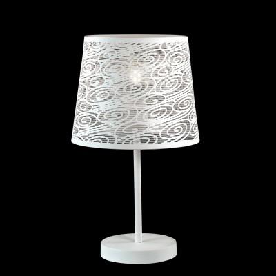 настольный Favourite 1602-1T WendelСовременные<br>Настольная лампа – это не просто источник дополнительного освещения, но и оригинальный элемент декора. Его можно установить в спальне, гостиной, кабинете и других комнатах. Интернет-магазин «Светодом» предлагает настольные лампы разных стилей по доступным ценам. Благодаря большому ассортименту Вы обязательно найдете в нашем каталоге именно ту модель, которую искали.   Настольная лампа Favourite 1602-1T – прекрасный вариант для завершения интерьера. Ее можно включить одновременно с люстрой для более яркого освещения или без нее для создания уютной атмосферы, настраивающей на отдых.   Купить настольную лампу Favourite 1602-1T Вы можете с помощью виртуальной «Корзины» или по контактным номерам, указанным на сайте.<br><br>Тип лампы: Накаливания / энергосбережения / светодиодная<br>Тип цоколя: E27<br>Количество ламп: 1<br>MAX мощность ламп, Вт: 40W<br>Размеры: D250*H440<br>Цвет арматуры: белый