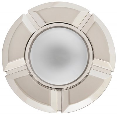 Светильник накаливания 16165 EQ R50 перл. никель+хромC лампой накаливания<br>Светильник накаливания С.Н. 16165 EQ R50 E14 220v, перл. никель+хром<br><br>S освещ. до, м2: 3<br>Тип товара: точечный встраиваемый светильник<br>Тип лампы: накал-я - энергосбер-я<br>Тип цоколя: E14<br>Количество ламп: 1<br>MAX мощность ламп, Вт: 50<br>Диаметр, мм мм: 90<br>Диаметр врезного отверстия, мм: 80<br>Цвет арматуры: серебристый