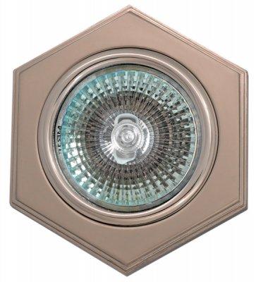 Светильник галогенный 16172 EQ MR16, шестигранник, перл. никель+хромДекоративные<br>Встраиваемые светильники – популярное осветительное оборудование, которое можно использовать в качестве основного источника или в дополнение к люстре. Они позволяют создать нужную атмосферу атмосферу и привнести в интерьер уют и комфорт.   Интернет-магазин «Светодом» предлагает стильный встраиваемый светильник Degran 16172 EQ MR16, шестигранник, перл. никель+хром. Данная модель достаточно универсальна, поэтому подойдет практически под любой интерьер. Перед покупкой не забудьте ознакомиться с техническими параметрами, чтобы узнать тип цоколя, площадь освещения и другие важные характеристики.   Приобрести встраиваемый светильник Degran 16172 EQ MR16, шестигранник, перл. никель+хром в нашем онлайн-магазине Вы можете либо с помощью «Корзины», либо по контактным номерам. Мы развозим заказы по Москве, Екатеринбургу и остальным российским городам.<br><br>S освещ. до, м2: 3<br>Тип лампы: галогенная<br>Тип цоколя: GU5.3 (MR16)<br>Количество ламп: 1<br>Ширина, мм: 85<br>MAX мощность ламп, Вт: 50<br>Диаметр врезного отверстия, мм: 75<br>Длина, мм: 85<br>Цвет арматуры: серебристый