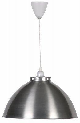 подвес Lucide 16409/38/12 JEANSодиночные подвесные светильники<br>Подвесной светильник – это универсальный вариант, подходящий для любой комнаты. Сегодня производители предлагают огромный выбор таких моделей по самым разным ценам. В каталоге интернет-магазина «Светодом» мы собрали большое количество интересных и оригинальных светильников по выгодной стоимости. Вы можете приобрести их в Москве, Екатеринбурге и любом другом городе России.  Подвесной светильник Lucide 16409/38/12 сразу же привлечет внимание Ваших гостей благодаря стильному исполнению. Благородный дизайн позволит использовать эту модель практически в любом интерьере. Она обеспечит достаточно света и при этом легко монтируется. Чтобы купить подвесной светильник Lucide 16409/38/12, воспользуйтесь формой на нашем сайте или позвоните менеджерам интернет-магазина.<br><br>S освещ. до, м2: 3<br>Тип лампы: накаливания / энергосбережения / LED-светодиодная<br>Тип цоколя: E27<br>Цвет арматуры: серебристый<br>Количество ламп: 1<br>Диаметр, мм мм: 380<br>Высота, мм: 1300<br>Оттенок (цвет): никель<br>MAX мощность ламп, Вт: 60