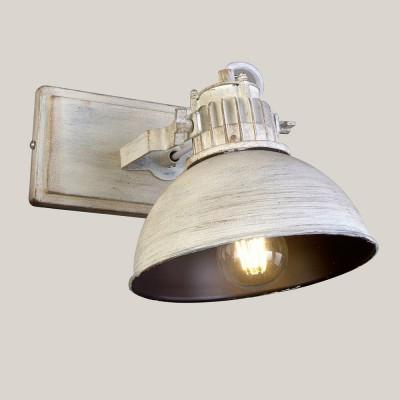 Светильник Favourite 1652-1WМорской стиль<br><br><br>Тип лампы: Накаливания / энергосбережения / светодиодная<br>Тип цоколя: E27<br>Количество ламп: 1<br>MAX мощность ламп, Вт: 60<br>Размеры: D225*W360*H210<br>Цвет арматуры: белый