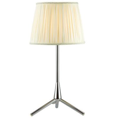 Светильник Favourite 1702-1TКлассические<br>Настольная лампа – это не просто источник дополнительного освещения, но и оригинальный элемент декора. Его можно установить в спальне, гостиной, кабинете и других комнатах. Интернет-магазин «Светодом» предлагает настольные лампы разных стилей по доступным ценам. Благодаря большому ассортименту Вы обязательно найдете в нашем каталоге именно ту модель, которую искали.   Настольная лампа Favourite 1702-1T – прекрасный вариант для завершения интерьера. Ее можно включить одновременно с люстрой для более яркого освещения или без нее для создания уютной атмосферы, настраивающей на отдых.   Купить настольную лампу Favourite 1702-1T Вы можете с помощью виртуальной «Корзины» или по контактным номерам, указанным на сайте.<br><br>Тип лампы: Накаливания / энергосбережения / светодиодная<br>Тип цоколя: E27<br>Количество ламп: 1<br>MAX мощность ламп, Вт: 40<br>Размеры: D280*H550