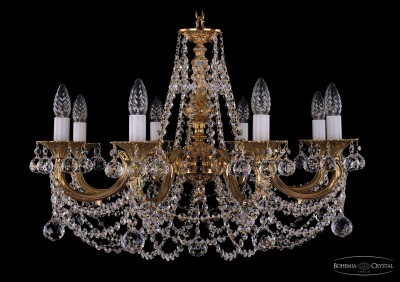 Люстра хрустальная Bohemia Ivele 1702/8/265/C/G/BallsПодвесные<br><br><br>Установка на натяжной потолок: Да<br>S освещ. до, м2: 21<br>Крепление: Крюк<br>Тип товара: Люстра хрустальная<br>Тип лампы: накаливания / энергосбережения / LED-светодиодная<br>Тип цоколя: E14<br>Количество ламп: 8<br>MAX мощность ламп, Вт: 60<br>Диаметр, мм мм: 700<br>Размеры: Диаметр - 70см<br>Высота, мм: 550<br>Цвет арматуры: Золотой