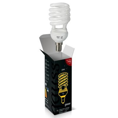 Лампа Gauss 171120 Spiral T2 20W E14 2700KСпиральные<br>В интернет-магазине «Светодом» можно купить не только люстры и светильники, но и лампочки. В нашем каталоге представлены светодиодные, галогенные, энергосберегающие модели и лампы накаливания. В ассортименте имеются изделия разной мощности, поэтому у нас Вы сможете приобрести все необходимое для освещения.   Лампа Gauss 171120 обеспечит отличное качество освещения. При покупке ознакомьтесь с параметрами в разделе «Характеристики», чтобы не ошибиться в выборе. Там же указано, для каких осветительных приборов Вы можете использовать лампу Gauss 171120Gauss 171120.   Для оформления покупки воспользуйтесь «Корзиной». При наличии вопросов Вы можете позвонить нашим менеджерам по одному из контактных номеров. Мы доставляем заказы в Москву, Екатеринбург и другие города России.<br><br>Тип лампы: Энергосбережения<br>Тип цоколя: E14<br>MAX мощность ламп, Вт: 20