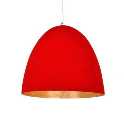 Светильник красный Collezioni NC 17131/4Одиночные<br>Светильник подвесной  Button E27*60W<br><br>S освещ. до, м2: 3<br>Тип товара: Люстра<br>Скидка, %: 59<br>Цветовая t, К: 2400-2800<br>Тип лампы: накаливания / энергосбережения / LED-светодиодная<br>Тип цоколя: Е27<br>Количество ламп: 1<br>MAX мощность ламп, Вт: 60<br>Диаметр, мм мм: 400<br>Высота, мм: 1200<br>Поверхность арматуры: глянцевый<br>Оттенок (цвет): красный<br>Цвет арматуры: серебристый