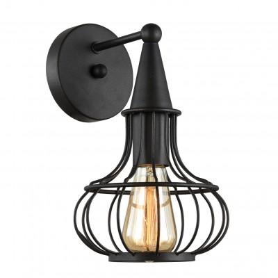 Светильник Favourite 1719-1WКованые<br><br><br>Тип цоколя: E27<br>Количество ламп: 1<br>MAX мощность ламп, Вт: 60<br>Размеры: W180*D220*H320