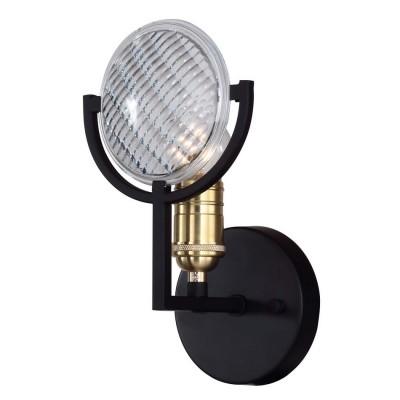 Светильник Favourite 1721-1WМорской стиль<br><br><br>Тип товара: Светильник настенный бра<br>Тип лампы: Накаливания / энергосбережения / светодиодная<br>Тип цоколя: E27<br>Количество ламп: 1<br>MAX мощность ламп, Вт: 40<br>Размеры: W150*H250*D110