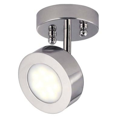 Светильник Favourite 1724-1UОдиночные<br>Светильники-споты – это оригинальные изделия с современным дизайном. Они позволяют не ограничивать свою фантазию при выборе освещения для интерьера. Такие модели обеспечивают достаточно качественный свет. Благодаря компактным размерам Вы можете использовать несколько спотов для одного помещения.  Интернет-магазин «Светодом» предлагает необычный светильник-спот Favourite 1724-1U по привлекательной цене. Эта модель станет отличным дополнением к люстре, выполненной в том же стиле. Перед оформлением заказа изучите характеристики изделия.  Купить светильник-спот Favourite 1724-1U в нашем онлайн-магазине Вы можете либо с помощью формы на сайте, либо по указанным выше телефонам. Обратите внимание, что у нас склады не только в Москве и Екатеринбурге, но и других городах России.<br><br>Крепление: планка<br>Тип лампы: LED<br>Тип цоколя: LED<br>Количество ламп: 1<br>MAX мощность ламп, Вт: 5<br>Размеры: D100*H150<br>Цвет арматуры: серебристый
