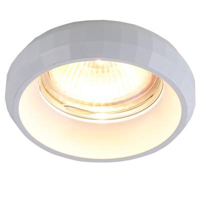 Светильник потолочный Divinare 1737/03 PL-1Круглые<br><br><br>Тип товара: Светильник потолочный точечный<br>Тип цоколя: GU5.3<br>Количество ламп: 1<br>MAX мощность ламп, Вт: 50<br>Диаметр, мм мм: 800<br>Длина, мм: 800<br>Высота, мм: 400<br>Цвет арматуры: белый