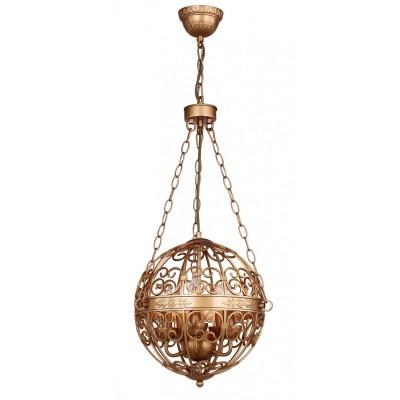 Люстра Favourite 1746-5P TerraПодвесные<br>Выбирая модель светильника Favourite 1746-5P, обратите внимание, что каркас окрашен в золотистый цвет, длину можно менять. Дополнительная информация в характеристиках или по телефону.<br><br>Установка на натяжной потолок: Да<br>S освещ. до, м2: 10<br>Крепление: Крюк<br>Тип цоколя: E14<br>Цвет арматуры: коричневый<br>Количество ламп: 5<br>Диаметр, мм мм: 420<br>Размеры: D420*H550/1200<br>Высота, мм: 550 - 1200<br>MAX мощность ламп, Вт: 40<br>Общая мощность, Вт: 40W
