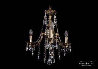 Светильник Bohemia Ivele 1771/3/150/B/GBПодвесные<br><br>