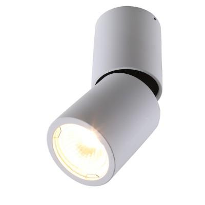 Светильник потолочный Divinare 1800/03 PL-1Одиночные<br>Светильники-споты – это оригинальные изделия с современным дизайном. Они позволяют не ограничивать свою фантазию при выборе освещения для интерьера. Такие модели обеспечивают достаточно качественный свет. Благодаря компактным размерам Вы можете использовать несколько спотов для одного помещения. <br>Интернет-магазин «Светодом» предлагает необычный светильник-спот Divinare 1800/03 PL-1 по привлекательной цене. Эта модель станет отличным дополнением к люстре, выполненной в том же стиле. Перед оформлением заказа изучите характеристики изделия. <br>Купить светильник-спот Divinare 1800/03 PL-1 в нашем онлайн-магазине Вы можете либо с помощью формы на сайте, либо по указанным выше телефонам. Обратите внимание, что у нас склады не только в Москве и Екатеринбурге, но и других городах России.<br><br>Тип лампы: галогенная/LED<br>Тип цоколя: GU10<br>Количество ламп: 1<br>MAX мощность ламп, Вт: 50<br>Диаметр, мм мм: 63<br>Длина, мм: 63<br>Высота, мм: 158<br>Цвет арматуры: белый
