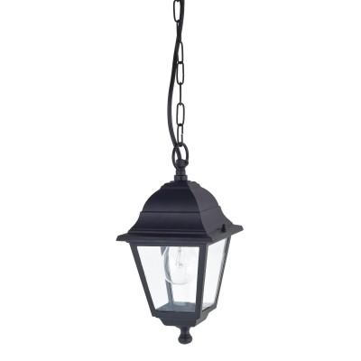 Уличный светильник Favourite 1812-1P LeonПодвесные<br>Выбирая модель светильника Favourite 1812-1P, обратите внимание, что металл черного цвета, плафон из прозрачного стекла. Дополнительная информация в характеристиках или по телефону.<br><br>Крепление: Крюк<br>Тип цоколя: E27<br>Количество ламп: 1<br>Ширина, мм: 150<br>Размеры: 150*150*700<br>Длина, мм: 150<br>Высота, мм: 700<br>Общая мощность, Вт: 60W
