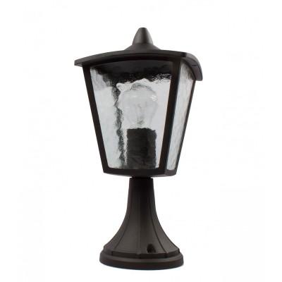 Уличный светильник Favourite 1817-1T ColossoФонари на опору<br>Выбирая модель светильника Favourite 1817-1T, обратите внимание, что каркас черного матового цвета, стекло с эффектом льда. Дополнительная информация в характеристиках или по телефону.<br><br>Тип цоколя: E27<br>Количество ламп: 1<br>Ширина, мм: 180<br>Размеры: W180*L180*H420<br>Длина, мм: 180<br>Высота, мм: 420<br>Общая мощность, Вт: 60W