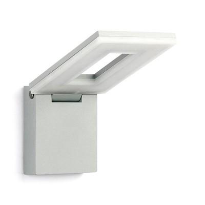 Уличный светильник Favourite 1824-1W FlickerНастенные<br>Выбирая модель светильника Favourite 1824-1W, обратите внимание, что металл алюминиевого цвета (матовое серебро), стеклянный рассеиватель. Дополнительная информация в характеристиках или по телефону.<br><br>Тип цоколя: LED<br>Количество ламп: 1<br>Ширина, мм: 100<br>Размеры: 253*100*179<br>Длина, мм: 253<br>Высота, мм: 179<br>Общая мощность, Вт: 10W