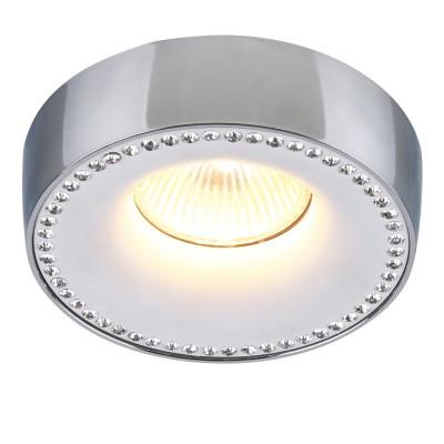 Светильник потолочный Divinare 1828/02 PL-1Круглые<br>Встраиваемые светильники – популярное осветительное оборудование, которое можно использовать в качестве основного источника или в дополнение к люстре. Они позволяют создать нужную атмосферу атмосферу и привнести в интерьер уют и комфорт.   Интернет-магазин «Светодом» предлагает стильный встраиваемый светильник Divinare 1828/02 PL-1. Данная модель достаточно универсальна, поэтому подойдет практически под любой интерьер. Перед покупкой не забудьте ознакомиться с техническими параметрами, чтобы узнать тип цоколя, площадь освещения и другие важные характеристики.   Приобрести встраиваемый светильник Divinare 1828/02 PL-1 в нашем онлайн-магазине Вы можете либо с помощью «Корзины», либо по контактным номерам. Мы развозим заказы по Москве, Екатеринбургу и остальным российским городам.<br><br>Тип цоколя: GU5.3<br>Цвет арматуры: серебристый<br>Количество ламп: 1<br>Диаметр, мм мм: 980<br>Длина, мм: 980<br>Высота, мм: 380<br>MAX мощность ламп, Вт: 50