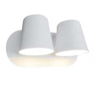 Favourite Deckel 1853-2W Светильник настенный браСовременные<br><br><br>Тип цоколя: LED<br>Количество ламп: 2<br>Размеры: W265*H120*D120<br>MAX мощность ламп, Вт: 6