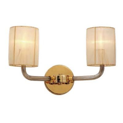 Favourite Birra 1860-2W Светильник настенный браМодерн<br><br><br>Тип цоколя: E14<br>Количество ламп: 2<br>MAX мощность ламп, Вт: 40<br>Размеры: W510*H300*W310