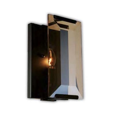 Favourite Prismen 1891-1W Светильник настенный браМодерн<br><br><br>Тип цоколя: E14<br>Количество ламп: 1<br>MAX мощность ламп, Вт: 40<br>Размеры: H320*D120*W200