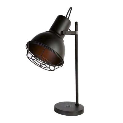 Favourite Manufactory 1897-1T Настольная лампаНастольные лампы в морском стиле<br>Настольная лампа – это не просто источник дополнительного освещения, но и оригинальный элемент декора. Его можно установить в спальне, гостиной, кабинете и других комнатах. Интернет-магазин «Светодом» предлагает настольные лампы разных стилей по доступным ценам. Благодаря большому ассортименту Вы обязательно найдете в нашем каталоге именно ту модель, которую искали. <br> Настольная лампа Favourite 1897-1T – прекрасный вариант для завершения интерьера. Ее можно включить одновременно с люстрой для более яркого освещения или без нее для создания уютной атмосферы, настраивающей на отдых. <br> Купить настольную лампу Favourite 1897-1T Вы можете с помощью виртуальной «Корзины» или по контактным номерам, указанным на сайте.<br><br>Тип цоколя: E27<br>Количество ламп: 1<br>Размеры: L180*W240*H460<br>MAX мощность ламп, Вт: 60