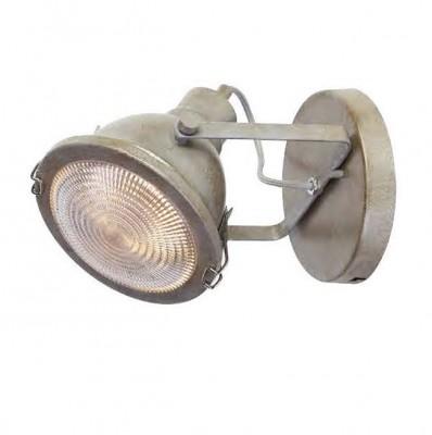 Favourite Industria 1899-1W Светильник настенный браЛофт<br><br><br>Крепление: планка<br>Тип цоколя: GU10<br>Количество ламп: 1<br>MAX мощность ламп, Вт: 50<br>Размеры: L160*W140*H200