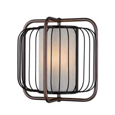 Favourite Triply 1910-1W Светильник настенный брабра в стиле лофт<br><br><br>Тип цоколя: E14<br>Количество ламп: 1<br>Размеры: W318*D184*H326<br>MAX мощность ламп, Вт: 40