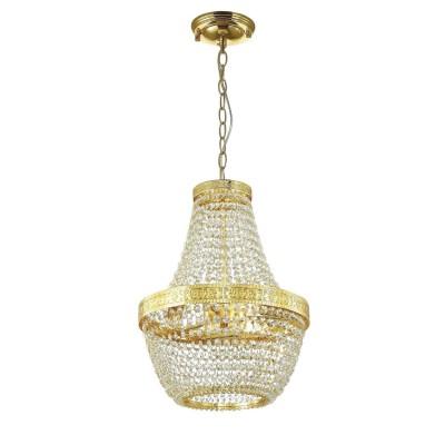 Favourite Premio 1914-3P Люстраподвесные хрустальные люстры<br><br><br>Установка на натяжной потолок: Да<br>S освещ. до, м2: 6<br>Крепление: планка<br>Тип цоколя: E14<br>Цвет арматуры: золотой<br>Количество ламп: 3<br>Диаметр, мм мм: 320<br>Размеры: D320*H470/1470<br>Высота, мм: 470 - 1470<br>MAX мощность ламп, Вт: 40
