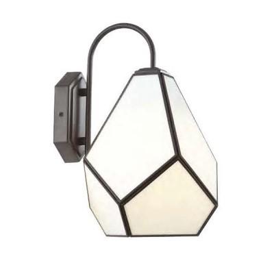 Favourite Eislager 1916-1W Светильник настенный браСовременные<br><br><br>Тип цоколя: E14<br>Количество ламп: 1<br>MAX мощность ламп, Вт: 40<br>Размеры: W220*D255*H340
