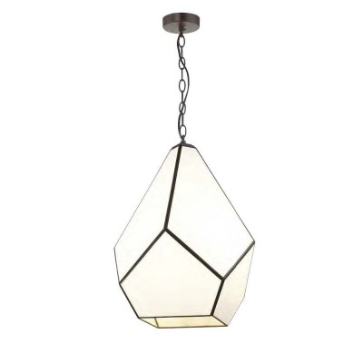 Favourite Eislager 1916-4P ЛюстраПодвесные<br><br><br>S освещ. до, м2: 8<br>Крепление: планка<br>Тип цоколя: E14<br>Количество ламп: 4<br>MAX мощность ламп, Вт: 40<br>Размеры: D370*H500/1290