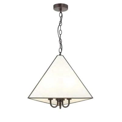 Favourite Pyramid 1918-3P ЛюстраПодвесные<br><br><br>Установка на натяжной потолок: Да<br>S освещ. до, м2: 6<br>Крепление: планка<br>Тип цоколя: E14<br>Количество ламп: 3<br>MAX мощность ламп, Вт: 40<br>Диаметр, мм мм: 400<br>Размеры: D400*H375/1160<br>Высота, мм: 375 - 1160<br>Цвет арматуры: черный