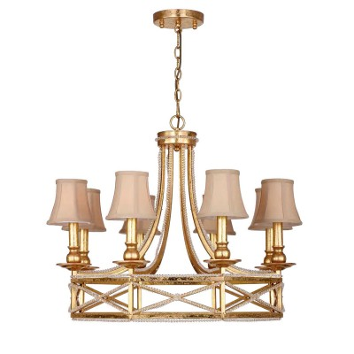 Люстра Favourite 1922-8P MarquiseПодвесные<br><br><br>S освещ. до, м2: 16<br>Крепление: планка<br>Тип цоколя: E14<br>Количество ламп: 8<br>MAX мощность ламп, Вт: 40<br>Размеры: D780*H630/1630