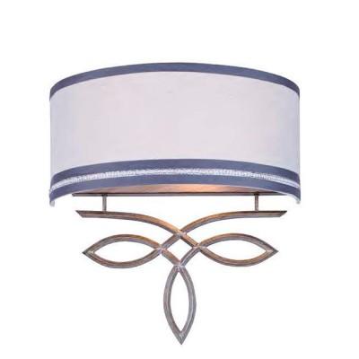 Настенный светильник бра Favourite 1937-2W NikaКлассические<br><br><br>Тип цоколя: E14<br>Количество ламп: 4<br>Размеры: W350*D175*H352<br>MAX мощность ламп, Вт: 40