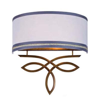 Настенный светильник бра Favourite 1938-2W NikaСовременные<br><br><br>Тип цоколя: E14<br>Количество ламп: 4<br>MAX мощность ламп, Вт: 40<br>Размеры: W350*D175*H352