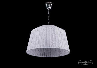 Люстра Bohemia Ivele 1950/42/Ni/SH13Подвесные<br><br><br>S освещ. до, м2: 15<br>Тип товара: Люстра<br>Тип лампы: накаливания / энергосбережения / LED-светодиодная<br>Тип цоколя: E14<br>Количество ламп: 5<br>MAX мощность ламп, Вт: 60<br>Диаметр, мм мм: 420<br>Высота, мм: 270<br>Цвет арматуры: Никель