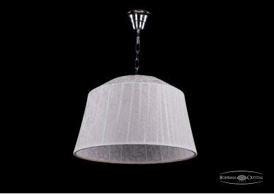 Люстра Bohemia Ivele 1950/42/Ni/SH41Подвесные<br><br><br>S освещ. до, м2: 15<br>Тип товара: Люстра<br>Тип лампы: накаливания / энергосбережения / LED-светодиодная<br>Тип цоколя: E14<br>Количество ламп: 5<br>MAX мощность ламп, Вт: 60<br>Диаметр, мм мм: 420<br>Высота, мм: 270<br>Цвет арматуры: Никель