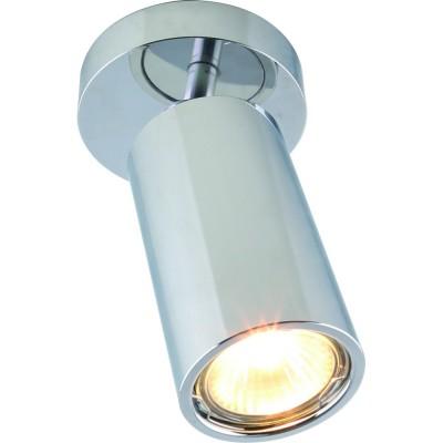 Светильник Divinare 1968/02 PL-1Одиночные<br>Светильники-споты – это оригинальные изделия с современным дизайном. Они позволяют не ограничивать свою фантазию при выборе освещения для интерьера. Такие модели обеспечивают достаточно качественный свет. Благодаря компактным размерам Вы можете использовать несколько спотов для одного помещения.  Интернет-магазин «Светодом» предлагает необычный светильник-спот Divinare 1968/02 PL-1 по привлекательной цене. Эта модель станет отличным дополнением к люстре, выполненной в том же стиле. Перед оформлением заказа изучите характеристики изделия.  Купить светильник-спот Divinare 1968/02 PL-1 в нашем онлайн-магазине Вы можете либо с помощью формы на сайте, либо по указанным выше телефонам. Обратите внимание, что у нас склады не только в Москве и Екатеринбурге, но и других городах России.<br><br>S освещ. до, м2: 3<br>Тип цоколя: GU10<br>Цвет арматуры: серебристый хром<br>Количество ламп: 1<br>Ширина, мм: 90<br>Диаметр, мм мм: 90<br>Высота, мм: 155<br>MAX мощность ламп, Вт: 50