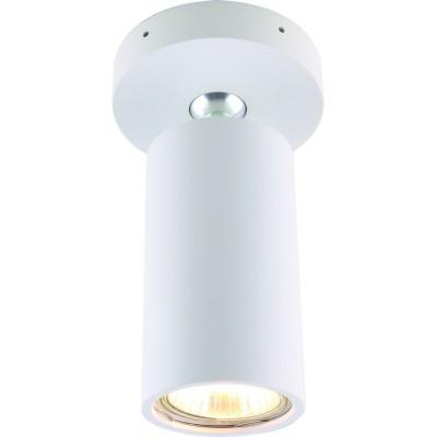 Светильник Divinare 1968/03 PL-1Одиночные<br>Светильники-споты – это оригинальные изделия с современным дизайном. Они позволяют не ограничивать свою фантазию при выборе освещения для интерьера. Такие модели обеспечивают достаточно качественный свет. Благодаря компактным размерам Вы можете использовать несколько спотов для одного помещения.  Интернет-магазин «Светодом» предлагает необычный светильник-спот Divinare 1968/03 PL-1 по привлекательной цене. Эта модель станет отличным дополнением к люстре, выполненной в том же стиле. Перед оформлением заказа изучите характеристики изделия.  Купить светильник-спот Divinare 1968/03 PL-1 в нашем онлайн-магазине Вы можете либо с помощью формы на сайте, либо по указанным выше телефонам. Обратите внимание, что у нас склады не только в Москве и Екатеринбурге, но и других городах России.<br><br>Тип цоколя: GU10<br>Количество ламп: 1<br>Ширина, мм: 90<br>MAX мощность ламп, Вт: 50<br>Диаметр, мм мм: 90<br>Высота, мм: 155<br>Цвет арматуры: белый