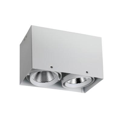 Потолочный светильник Favourite 1986-2U FlashledОжидается<br><br><br>Крепление: Планка<br>Цветовая t, К: 4000<br>Тип цоколя: LED<br>Цвет арматуры: белый<br>Количество ламп: 2<br>Ширина, мм: 140<br>Размеры: L265*W140*H160<br>Длина, мм: 265<br>Высота, мм: 160<br>MAX мощность ламп, Вт: 12